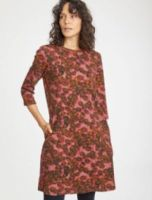 Garnet Red Dress by Thought - Style Ilona - WWD4309